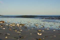 Beachscape Lizenzfreie Stockbilder