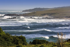Free Beachscape - Transkei Stock Images - 59866104