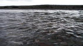 Beachscapes - roccia, acqua, sabbia & pietre Fotografie Stock