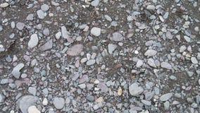 Beachscapes - roccia, acqua, sabbia & pietre Immagine Stock Libera da Diritti