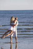 Beachside Fun Stock Images