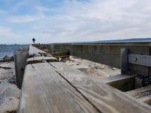 Beachview Obrazy Stock