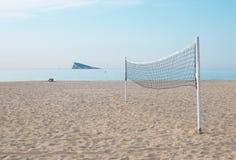 Beachvolley Foto de Stock Royalty Free