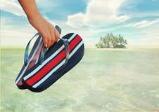 Beachwear Fotografia Stock Libera da Diritti