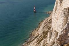 Beachy голова, восточное Сассекс, Великобритания Стоковые Изображения RF