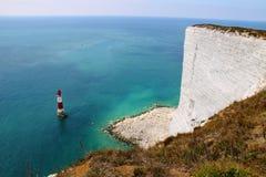 beachy головной маяк Стоковое Фото