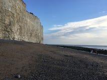 Beachy голова Англия восточное Сассекс Стоковая Фотография RF