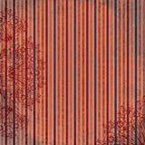 beachy bohemisk tropisk scrapbooktapestry för bakgrund Fotografering för Bildbyråer