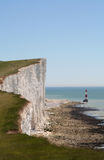 Beachy Head. Stock Photos