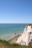 Beachy Head. Stock Photography