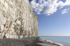 Beachy Head Cliffs Royalty Free Stock Photos
