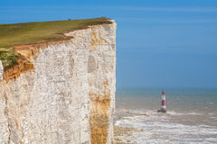 Beachy Head. East Sussex, England, UK Royalty Free Stock Image
