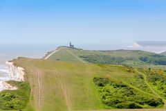 Beachy Head. East Sussex, England, UK Stock Images