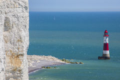 Beachy Head in East Sussex Stock Image