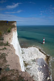 Beachy Head Lighthouse Royalty Free Stock Image