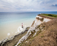 Beachy Head Lighthouse Stock Image