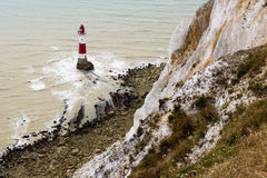 Beachy Head Lighthouse Stock Photography