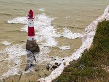 Free Beachy Head Lighthouse Royalty Free Stock Image - 26983486