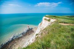 Free Beachy Head Lighthouse Stock Photo - 71880450
