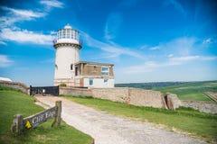 Free Beachy Head Lighthouse Royalty Free Stock Photo - 71880775