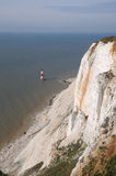 Beachy Head lighthouse, East Sussex Royalty Free Stock Image