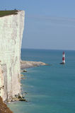 Beachy Head October 2009 Stock Images