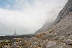 Beachy Head, UK. Royalty Free Stock Images