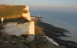 Beachy Head, UK, England Stock Photo