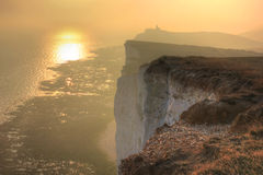 Beachy Head, UK, England Stock Image