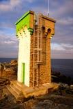 Beacon (Brittany, France) Stock Photo