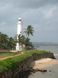 Beacon in Galle Royalty Free Stock Images