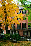 Beacon Hill, Boston Royalty Free Stock Image