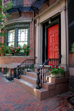Beacon Hill, Boston Stock Photography