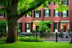 Free Beacon Hill, Boston Stock Image - 4314261