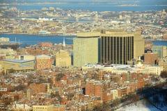 Beacon Hill, Boston, Massachusetts Royalty Free Stock Image