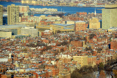 Beacon Hill, Boston, Massachusetts Stock Image