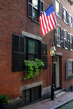 Beacon Hill, Boston, Massachusetts, USA Royalty Free Stock Photos