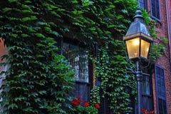 Beacon Hill, Boston, Massachusetts, USA Royalty Free Stock Images