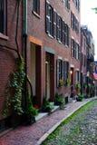 Beacon Hill, Boston, Massachusetts, USA Stock Images