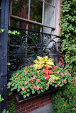 Beacon Hill, Boston, Massachusetts, USA Royalty Free Stock Photo
