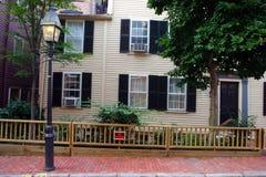 Beacon Hill, Boston, Massachusetts, USA Stock Image