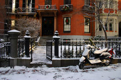 Beacon Hill, Boston Royalty Free Stock Photography