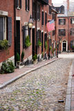 Beacon Hill, Boston Stock Photos