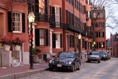 Beacon Hill, Boston Royalty Free Stock Images