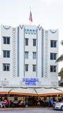 Beacon Hotel in Miami Stock Photography