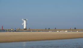 Free Beacon In Swinoujscie Royalty Free Stock Image - 5085496