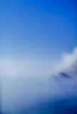Beacon of Light. Fog rolling in at Heceta Head Lighthouse Royalty Free Stock Photos
