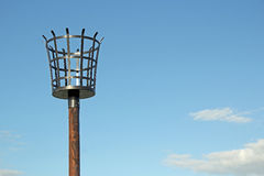 Beacon post Stock Photography