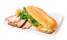 Beacon sandwich Stock Photo