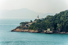 Beacon in Sandy Bay, Hong Kong Royalty Free Stock Photo